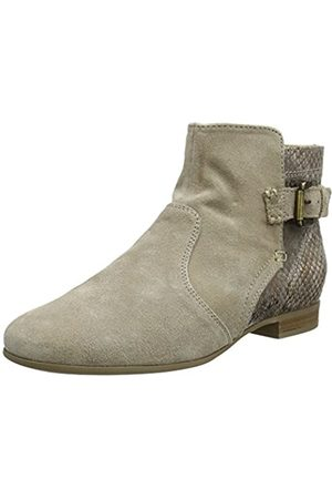 Geox D Marlyna G, Botines para Mujer, (Sand/Chestnut)