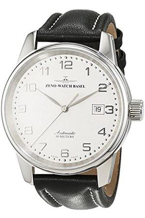 Zeno Pilot Classic 6554-e2 - Reloj de Caballero automático