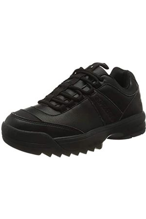Superdry Chunky Trainer, Zapatillas para Mujer, (Black 02a)