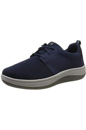 Clarks Arla Free, Zapatos de Cordones Derby para Hombre, (Navy Navy)