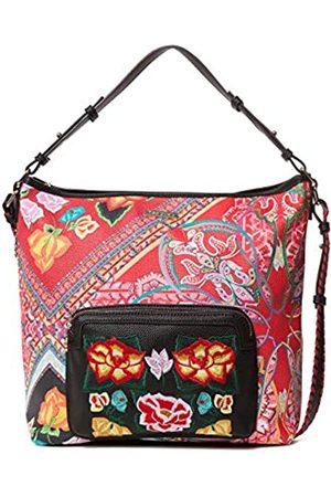 Desigual Bag Folklore Cards Olesa Women, Shoppers y bolsos de hombro Mujer