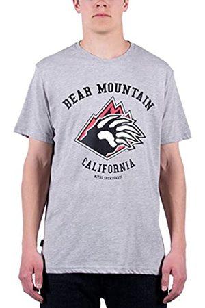 Nitro Snowboards Bear Mtn Camiseta, Hombre