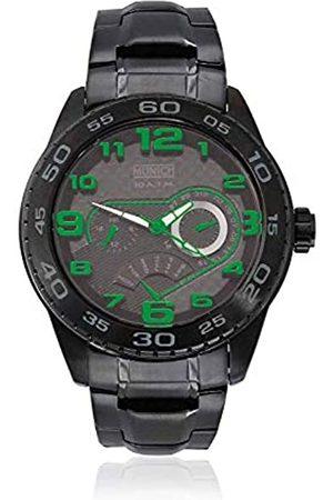 Munich Reloj Analógico-Digital para Unisex Adultos de Cuarzo con Correa en Acero Inoxidable MU+140.1C