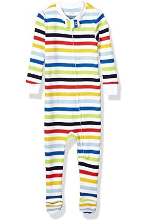 Amazon Baby and Toddler Zip-Front Footed Sleeper Infant Sleepers