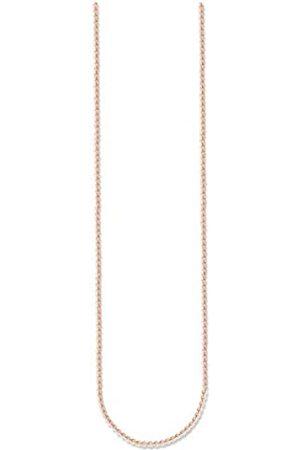 Thomas Sabo 70.0 cm plata de ley 925 – Collar – ke1106 – 415 – 12-l70