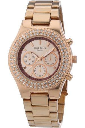Mike Ellis Mujer Relojes - L2970ARM - Reloj analógico de Cuarzo para Mujer