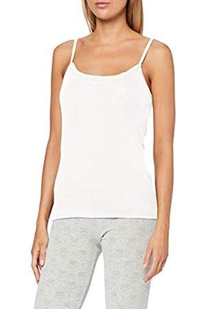 Damart Caraco Camiseta térmica, (Blanc 56684-01010-)