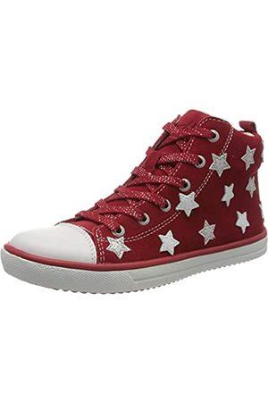 Lurchi Starlet, Zapatillas Altas para Niñas, (Red 43)