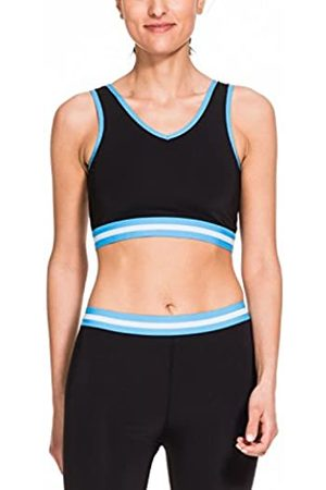 Gregster Yella Camisetas sin Mangas-Yoga, Mujer