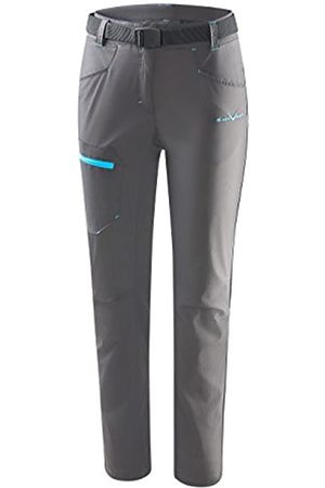 Black Crevice Mujer 42 Pantalones de Trekking