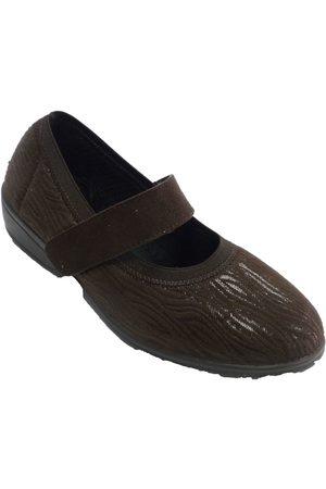 Doctor Cutillas Zapatos Mujer Zapatillas velcro mujer invierno tipo me para mujer
