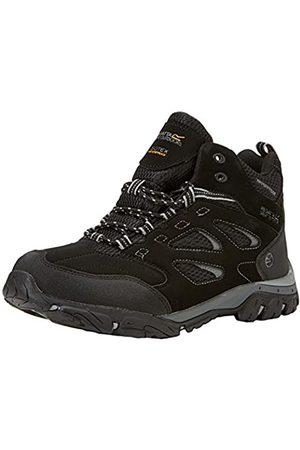 REGV7 #Regatta Holcombe Iep Mid, Walking Shoe Mens, (Black/Granite 9v8)