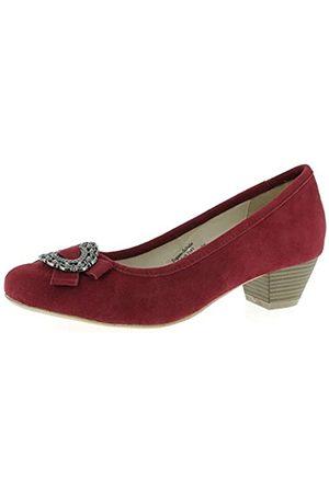 Hirschkogel 3004504, Zapatos de Tacón para Mujer, (Himbeere 456)