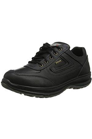 Grisport Airwalker Shoe, Zapatillas de Senderismo para Hombre, (Black 0)