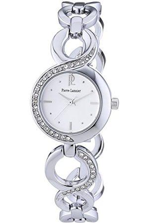 Pierre Lannier Reloj Analógico de Cuarzo para Mujer con Correa de Metal – 102M621