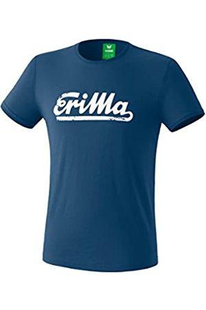 Erima GmbH Retro Camiseta, Unisex niños, Crude Oil/