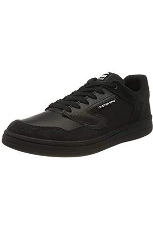 G-STAR RAW Mimemis Low, Zapatillas para Hombre, (Black/Black C249-A567)