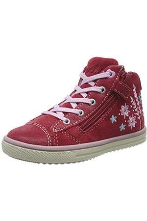 Lurchi SUMMI, Zapatillas Altas para Niñas, (Red 29)