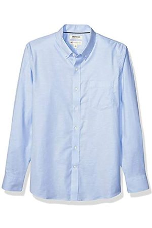 Goodthreads Standard-Fit Long-Sleeve Stretch Oxford Shirt (All Hours) Button-Down-Shirts