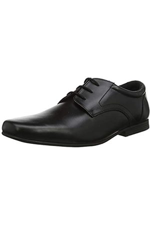 Term Hombre Con cordones - Bedford, Zapatos de Cordones Derby para Hombre, (Black 001)