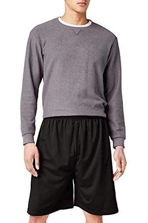 Urban Classics Bball Mesh Shorts - Shorts de playa para hombre