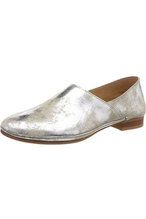 Ten Points New Toulouse, Mocasines para Mujer, (Silver 214)