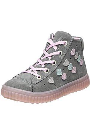 Lurchi Yes, Zapatillas Altas para Niñas, (Grey 25)