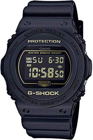 Casio Reloj para de Cuarzo con Correa en plástico DW-5700BBM-1ER