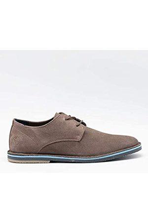 El ganso Guerrero, Zapatos de Cordones Oxford para Hombre, (Visón 0020)