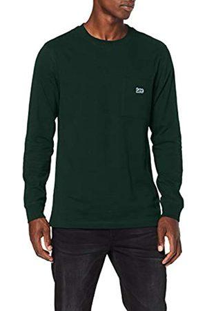 Lee Hombre Polos - Authentic Pkt T LS Camiseta