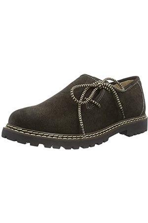 KRÜGER Haferl, Zapatos de Cordones Oxford para Hombre, -Braun (Braun / 7)