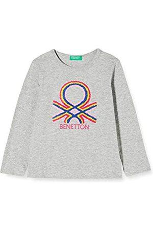 Benetton Benetton T-Shirt M/l Camiseta de Manga Larga