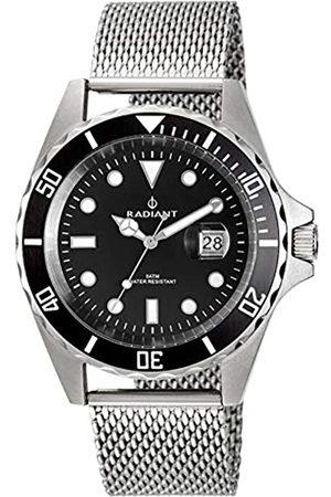 Radiant Reloj Analógico para Hombre de Cuarzo con Correa en Acero Inoxidable RA410207