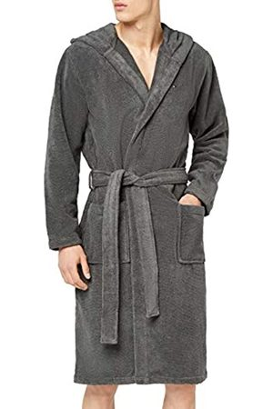 Tommy Hilfiger Icon Hooded Bathrobe Bata L para Hombre