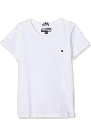 Tommy Hilfiger Girls Basic Cn Knit S/s Camiseta