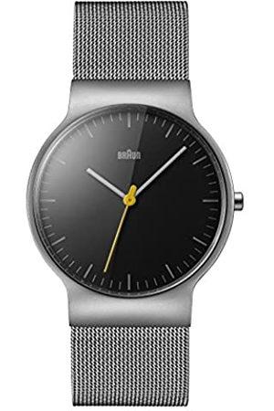 Braun BN0211BKSLMHG - Reloj análogico de cuarzo para hombre