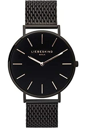 liebeskind Reloj Analógico para Unisex Adultos de Cuarzo con Correa en Acero Inoxidable LT-0156-MQ