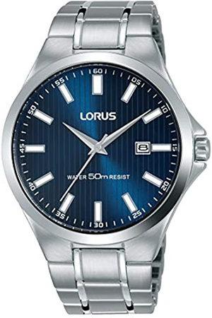 Lorus Reloj Analógico para Hombre de Cuarzo con Correa en Acero Inoxidable RH993KX9