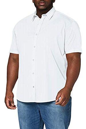 S.Oliver Big Size Hemd Kurzarm Regular FIT Camisa XXXL para Hombre