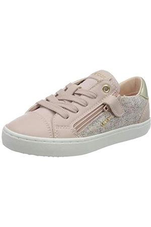 Geox J Kilwi Girl B, Zapatillas para Niñas, (Rose C8011)