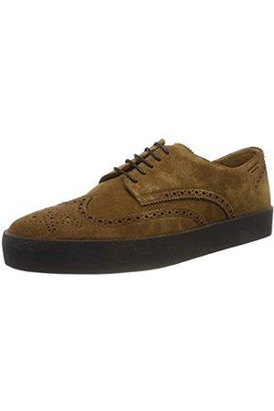 Vagabond Luis, Zapatos de Cordones Brogue para Hombre, (Cognac 27)