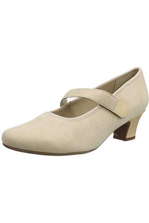 Hotter Mujer Tacón - Charmaine, Zapatos de Vestir par Uniforme para Mujer
