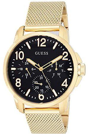 Guess RelojMultiesferaparaHombredeCuarzoconCorreaenAceroInoxidableW1040G3