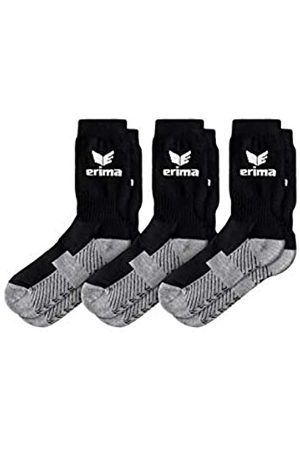 Erima GmbH Calcetines Deportivos, Pack De 3 Unid, Mujer
