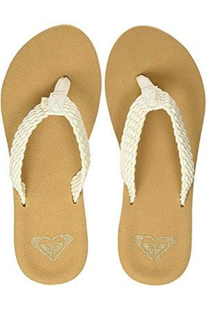 Roxy Porto, Zapatos de Playa y Piscina para Mujer, (Natural Nat)