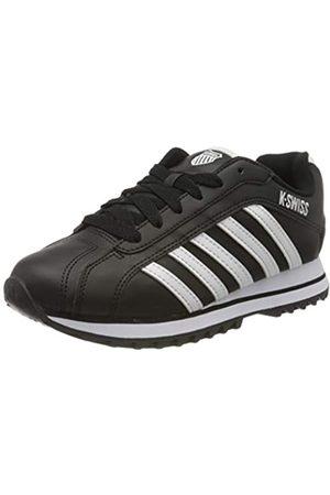 K-Swiss Verstad 2000 S, Zapatillas para Mujer, (Black/White 002)