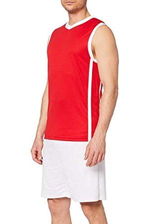 Spiro Camiseta de Tirantes para Baloncesto, de la Marca, Hombre, de Secado rápido, Liso, Hombre, Color /