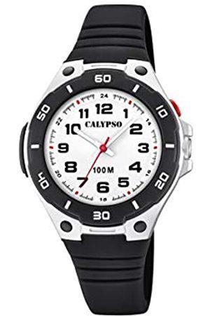 Calypso RelojAnalógicoparaUnisexNiñosdeCuarzoconCorreaenPlásticoK5758/6