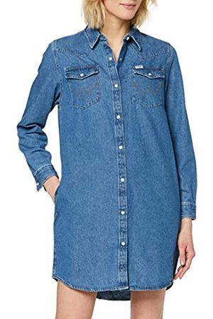 Wrangler Shirt Dress Vestido
