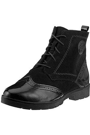 Soft Line 25265-21, Botas Militar para Mujer, (Black 001)